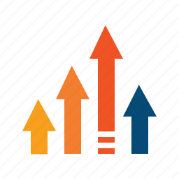 arrows up, best, competition, costs, dynamics, excellent, growth, improvement, increase, leadership, motivation, potential, profit, progress, promotion, rise, sales, start up, super, top, upgrade, upward icon