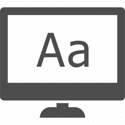 computer, desktop, education, monitor, responstive, screen, web icon