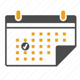 calendar, date, deadline, event, month, plan, schedule icon