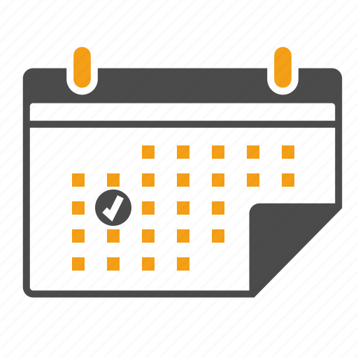 calendar, date, deadline, event, month, plan, schedule icon