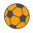 ball, education, football, game, school, soccer, sports icon