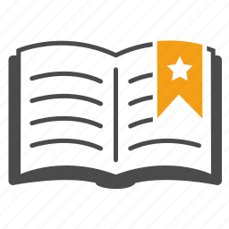 book, bookmark, education, page, reading, school, study, text icon