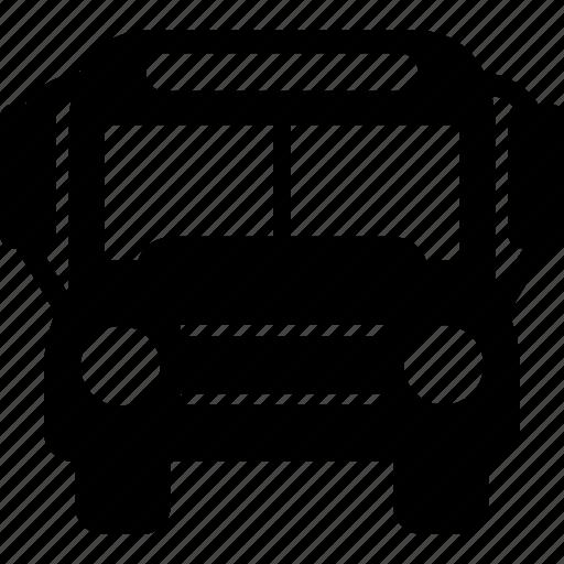 bus, school, transfer, transport, transportation icon