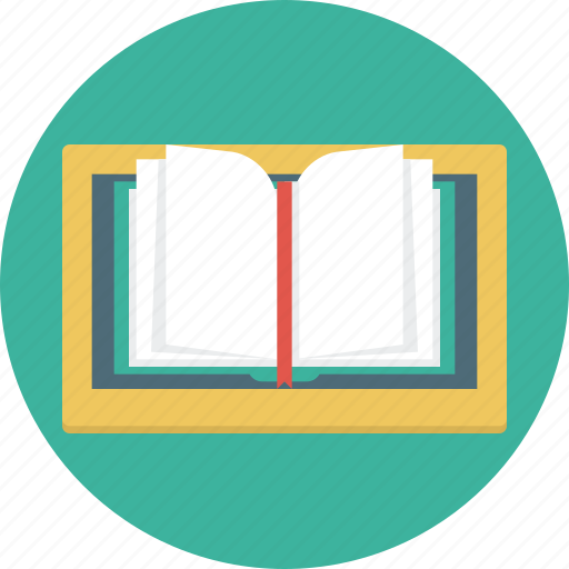 book, ebook, education, library, online, tablet icon
