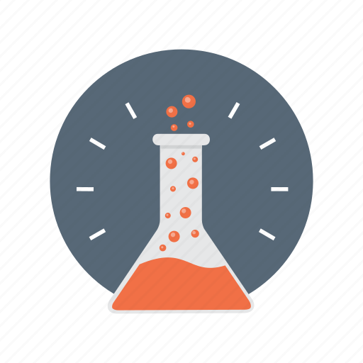 chemistry, education, experiment, research, science icon