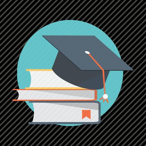books, knowledge, reading, student, study icon