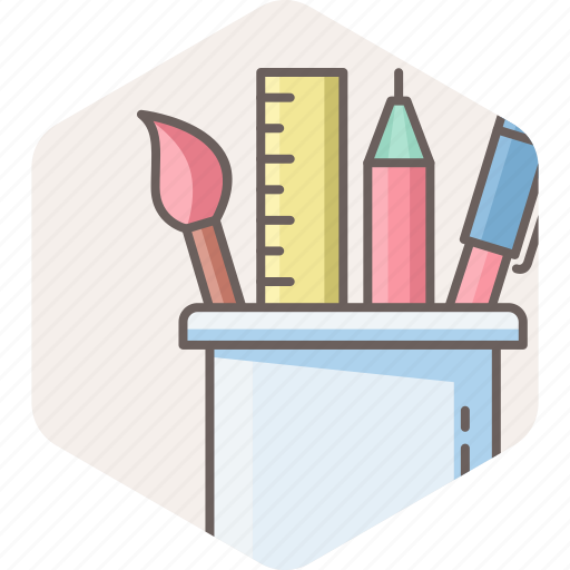 design, stationary, stationery, tool icon