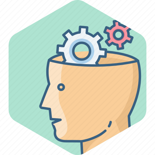 brain, configuration, control, options, preferences, setting, settings icon