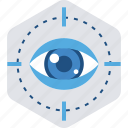 eye, eyes, find, search, seo, view, vision icon