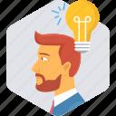 bulb, energy, idea, innovate, innovation, light, electricity