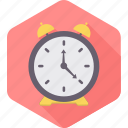 alarm, alert, clock, stopwatch, time, timepiece, wait icon