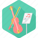 class, classroom, guitaar, guitar, instrument, music, musical icon
