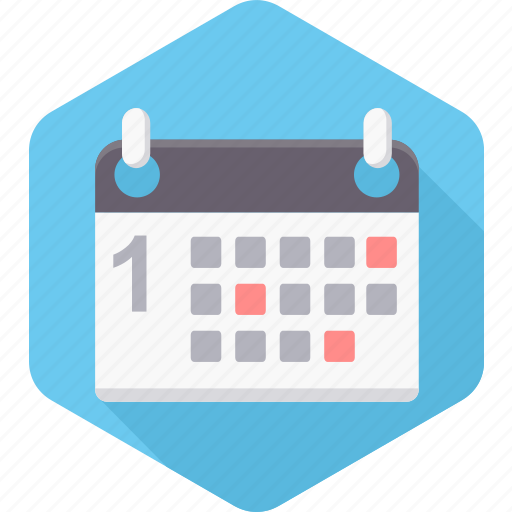 calculator, calendar, date, day, event, month, schedule icon