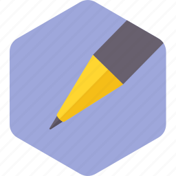 creative, design, drawing, edit, graphic, pencil, write icon