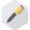 design, edit, note, pen, text, write, writing icon