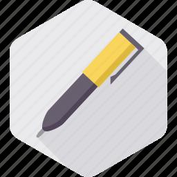design, edit, note, pen, text, write, writing icon