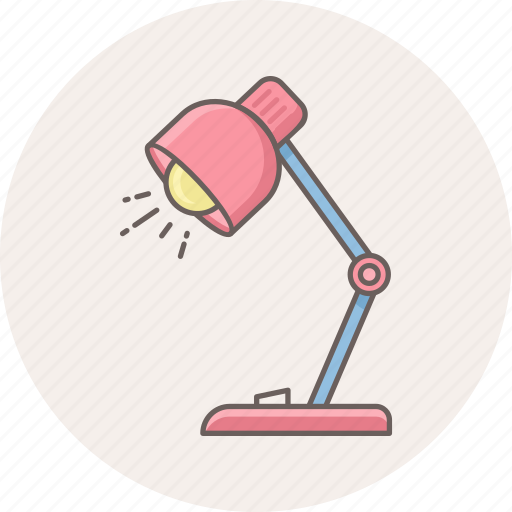 bulb, charge, electricity, lamp, light, power, table icon