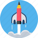 launch, missille, startup, syllabus