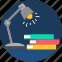 education, highlight, lamp, light, lights, study