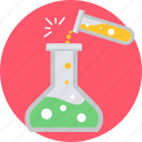 chemistry, flasks, research, science, test, tube, tubes icon