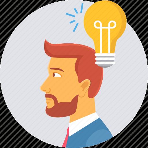 bulb, energy, idea, innovate, innovation, light icon