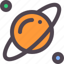 astronomy, galaxy, planet, saturnus