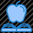 apple, elearning, book, education, school