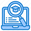 degree, search, graduation, school, education