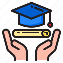 degree, certificate, diphoma, school, education