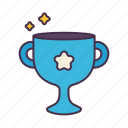 award, business, competition, goblet, trophy, victory, winner icon