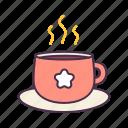 caffeine, chocolate, coffee, drink, fresh, hot, school