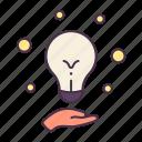 creative, hand, idea, intellegence, knowledge, learning, thinking