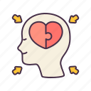 brain, clever, intelligence, knowledge, smart, support, wisdom icon