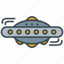 alien, education, space, ufo, unidentified icon