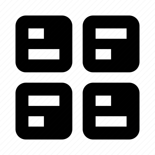list, structure icon
