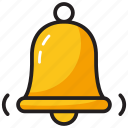 alarm, bell, church bell, ring, school bell icon