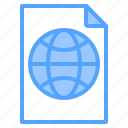 document, learning, paper, report, search, study, world icon