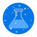 beaker, chemistry, lab, laboratory, science, test icon