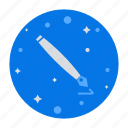 edit, exam, paint, pen, pencil, write icon