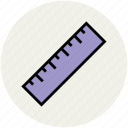drafting, drawing, geometry tool, measuring tool, ruler, scale, tool icon