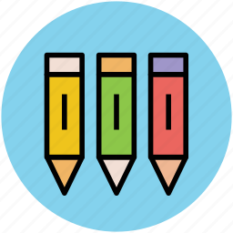 draw, drawing tool, pencils, write, writing tool icon