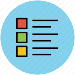 article, bullets, checklist, checkmark, list icon