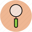 find, magnifier, magnify, search, view, zoom icon