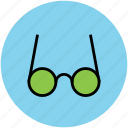 eyeglasses, eyewear, goggle, shades, specs, spectacles icon
