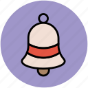 bell, church bell, handbell, school bell, temple bell icon