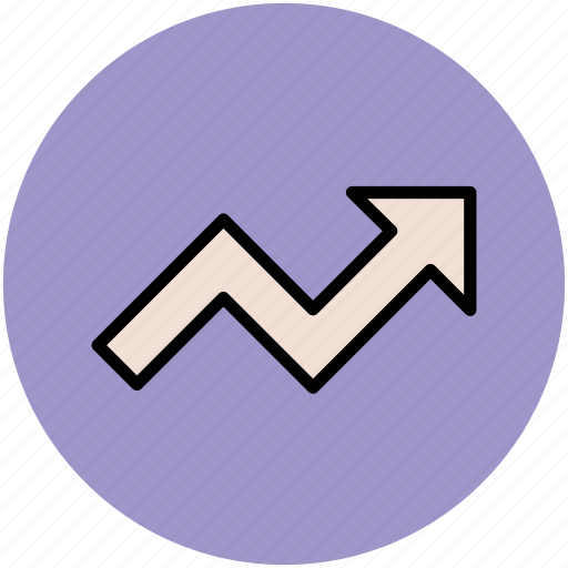 arrow, direction arrow, growth arrow, left arrow, navigation arrow icon