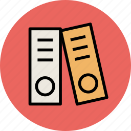 archives, file folders, files, folders, office documents, record icon