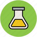 chemical sample, flask jar, jar, lab, lab equipment, laboratory icon