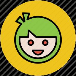 girl, girl avatar, human avatar, student, studnet avatar icon