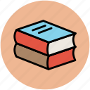 books, education, learning, literature, study, study book icon